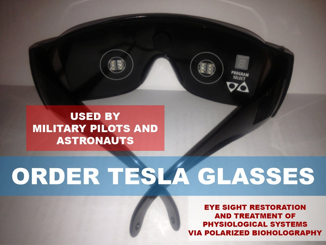 TESLA GLASSES / TheWaveMatrix | QUANTUM INFORMATION-WAVE